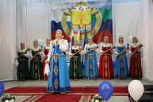 Торжественное Собрание посвященное Дню района
