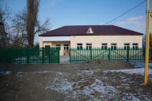 ФАП в селе Ново-Дмитриека