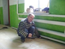 Ремонт в Юрковской школе