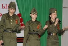 Вручение Юбилейных медалей «70 лет Победы в Великой Отечественной войне 1941-1945 г.г.»