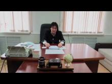 Embedded thumbnail for Обращение главного врача Тарумовской ЦРБ Ларисы Александровны Мельниковой